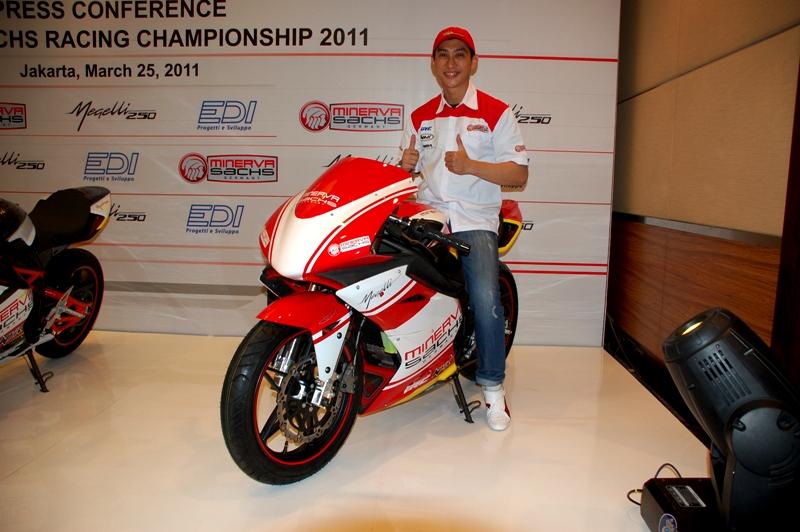 Minerva Sachs Racing Championship 2011 Indonesia Jadi Pioneer Gilamotor