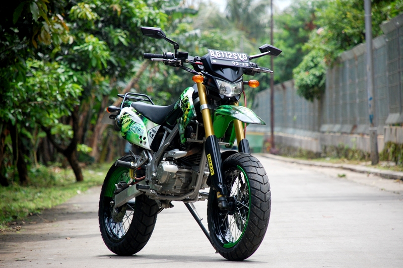 Costumize Us Wanna Look Different Chose Supermoto Off