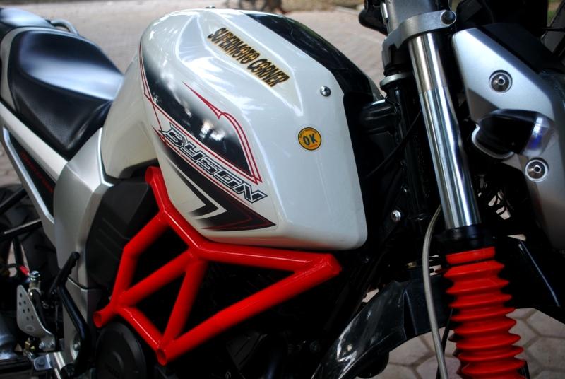 Biaya Modifikasi Yamaha Byson 2013