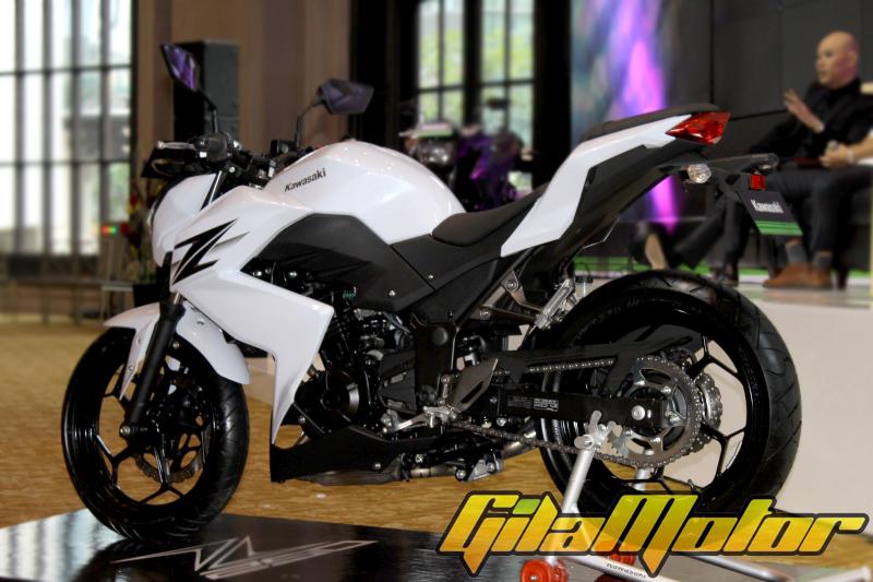 Kawasaki Z250 Bike Wallpaper