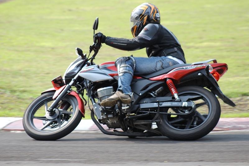 Test Ride CB dan Verza 3