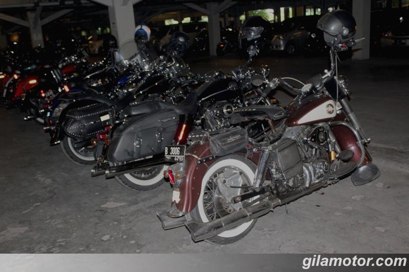 HUT HDCI Ke Satukan Bikers Indonesia