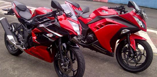 Kawasaki Ninja 250RR Mono, Ringan dan Kompak | Gilamotor
