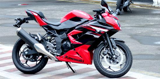 Kawasaki Ninja 250RR Mono Ringan Dan Kompak