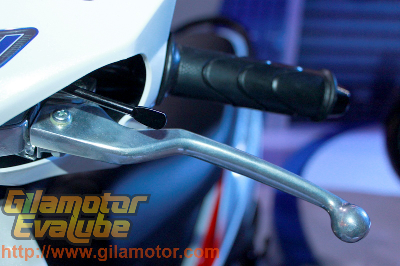 New Vario FI - Parking Brake Lock