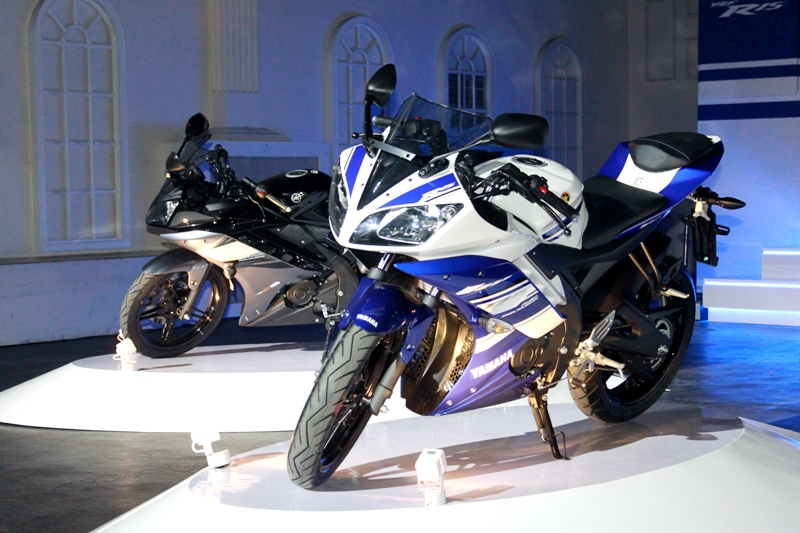 New YZF-R15 1