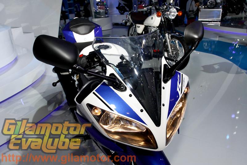 Yamaha YZF-R15 Lampu Depan