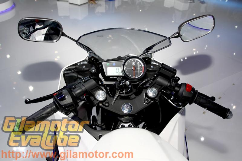 Yamaha YZF-R15 Speedo Meter