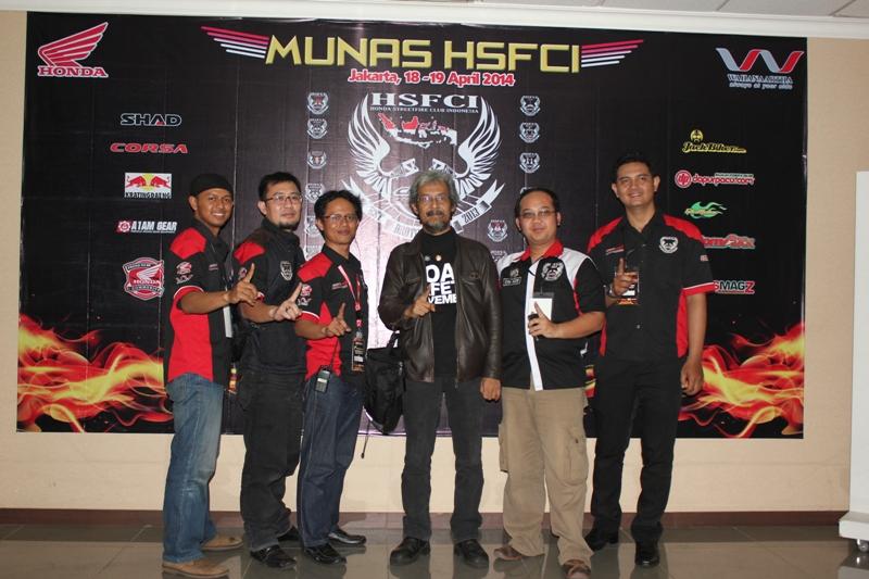Munas CB150R StreetFire Club Indonesia 2