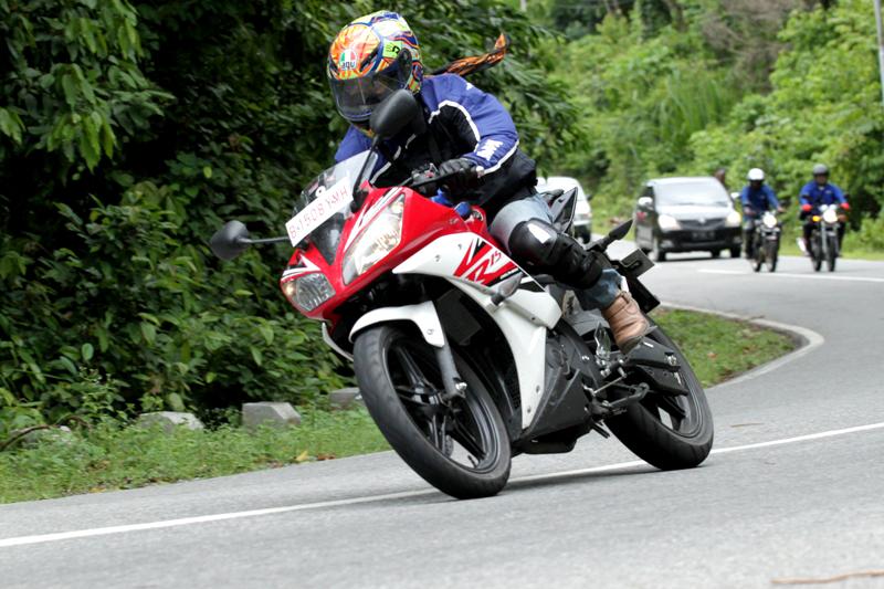 Touring Yamaha YZF-R15 Aceh - Medan 15