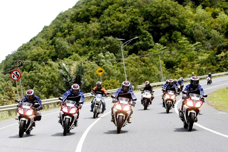 Touring Yamaha YZF-R15 Aceh - Medan 33