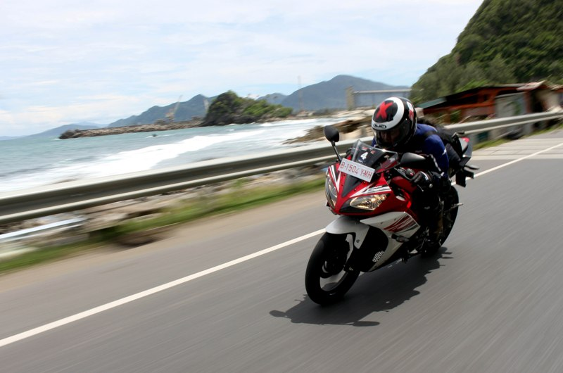 Touring Yamaha YZF-R15 Aceh - Medan 34