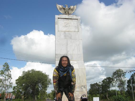 Angga Pribadi Laksana - Touring Keliling Indonesia 2