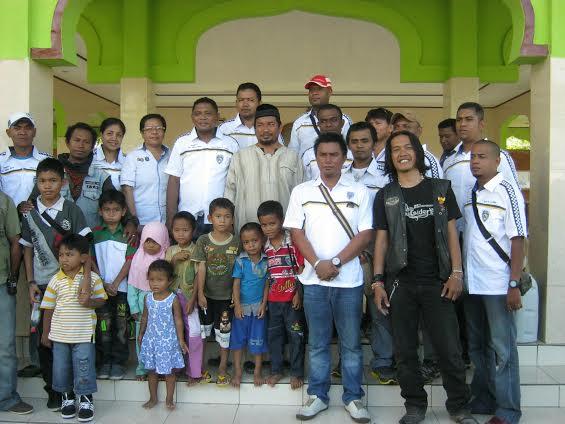 Angga Pribadi Laksana - Touring Keliling Indonesia 4